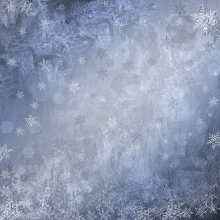 blue christmas background 版權商用圖片 - 15843784