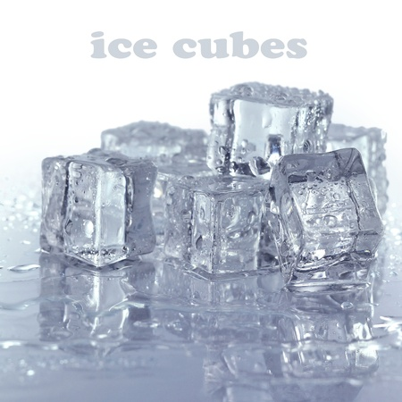 ice cubes Stock Photo - 16294375
