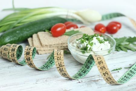 spring diet Stock Photo - 18499277