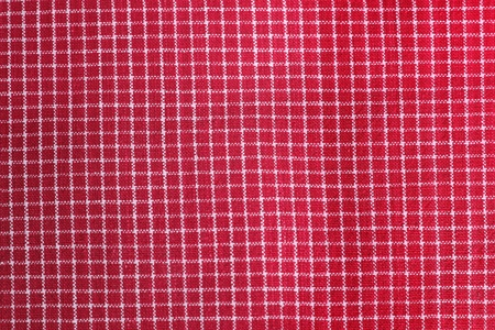 red tablecloth texture  photo