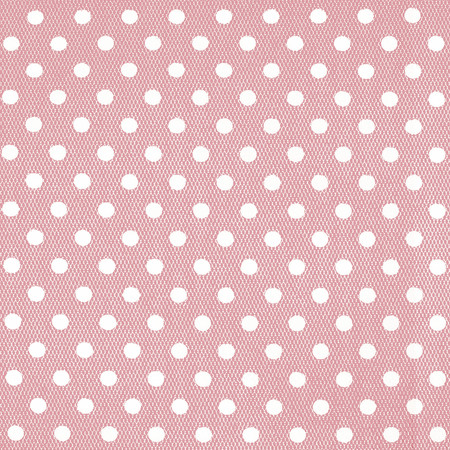 Seamless pattern with white polka dots on a violet  photo