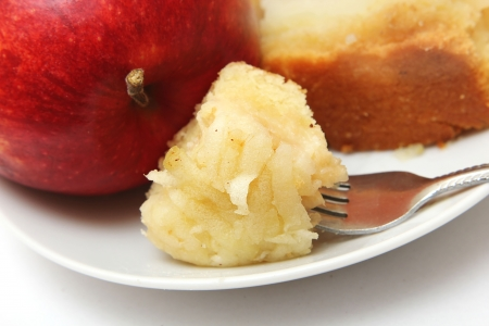 homemade apple pie  photo
