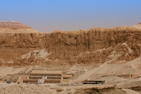 Hatsepsut temple, Egypt Editorial