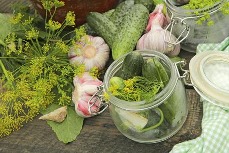 pickling: Pickling cucumbers