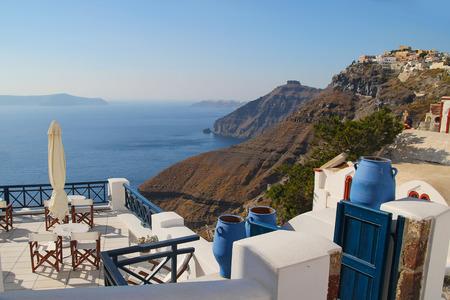 santorini island: Santorini island,Greece Stock Photo