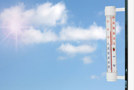 spring  thermometer photo