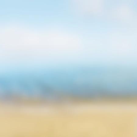 hintergrund himmel: Sommer abstrakten Hintergrund, Himmel und Strand Lizenzfreie Bilder