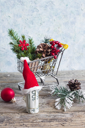 financial expenses for christmas time
