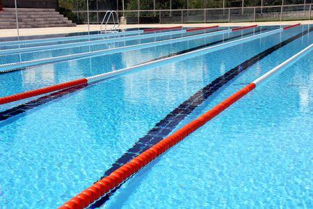 Swimming pool lane Ropes