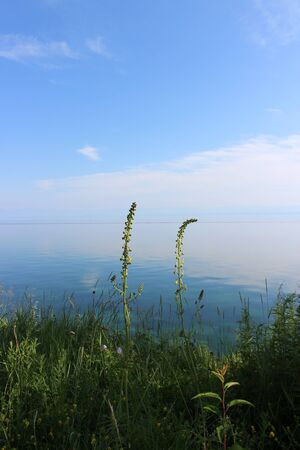 Summer day on the lake Baikal