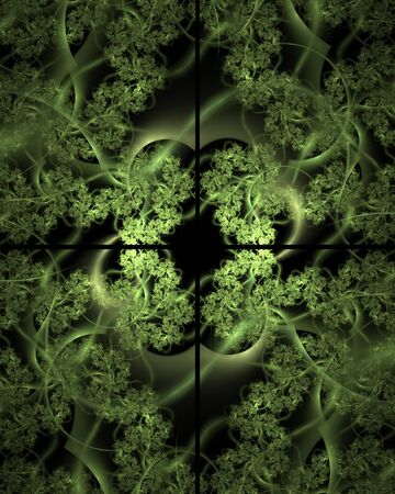 window panes: Ivy window panes abstract fractal design for backgrounds and wallpapers