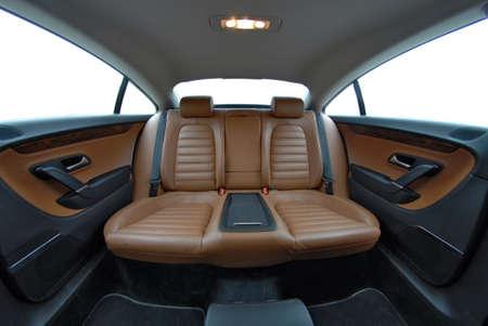 rear seat Standard-Bild