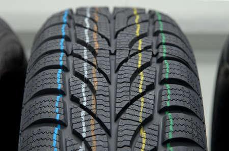 winter tires: winter tires fragment