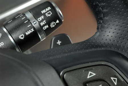 shift: steering wheel with shift paddles