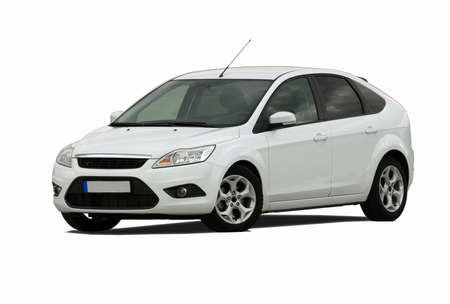 side plate: white car