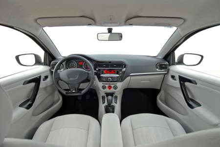 Modernen Innenraum Standard-Bild - 33651903