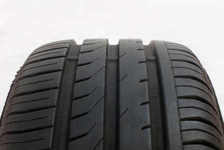 vulcanization: Brand new modern summer car tire