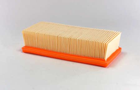 air filter: Automotive air filter Stock Photo
