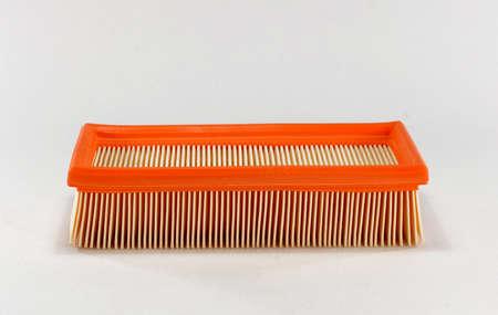 Automotive air filter Stock Photo