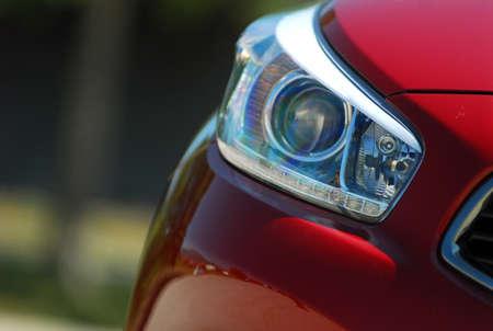 xenon: Car head lamp