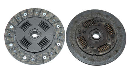 new and old clutch