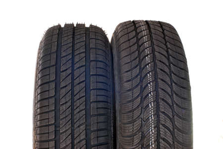 winter tires: Brand new modern summer and winter car tires