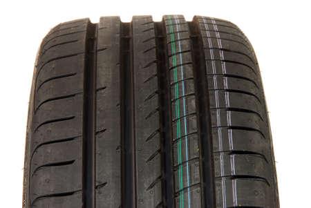Fragment A brand new modern summer sports tire