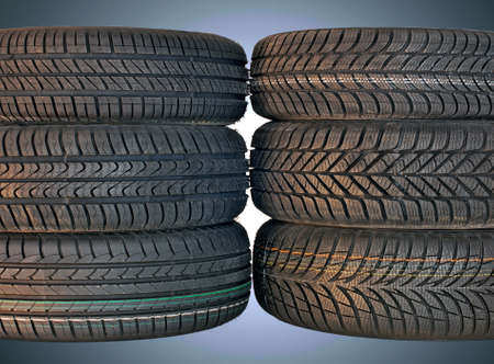 winter tires: summer and winter car tires