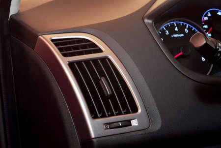 Auto aria condizionata ventola di sistema vicino