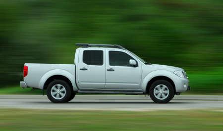 Schnelle Pick-up Standard-Bild - 34047859