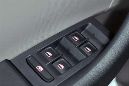 car window control panel photo