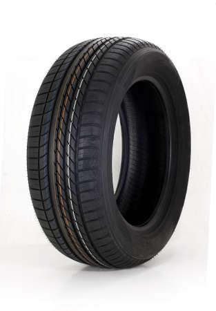 vulcanization: modern summer car tire