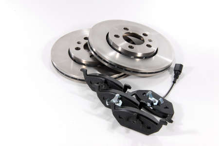 discs: Brake pads and brake discs