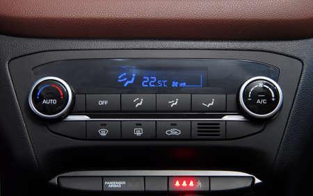ventilation: automatic Car Air Conditioner