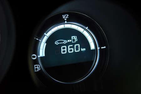 fuel gauge: Fuel Gauge Full