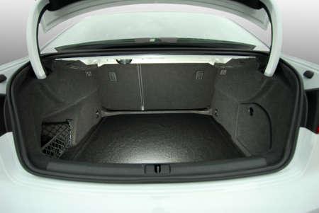 car trunk: Car trunk