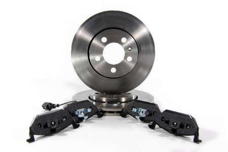 brake: Brake pads and brake discs