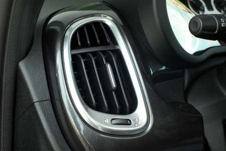 aeration: car vent