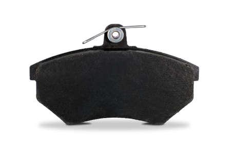 brake: Brake pad Stock Photo