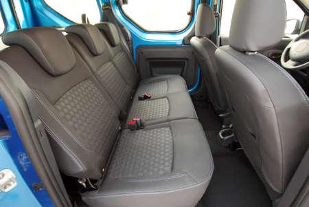 headrest: rear car seat
