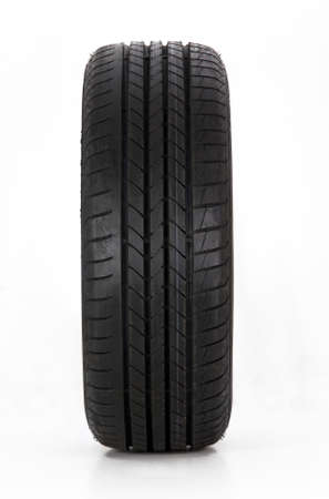 vulcanization: summer car tire