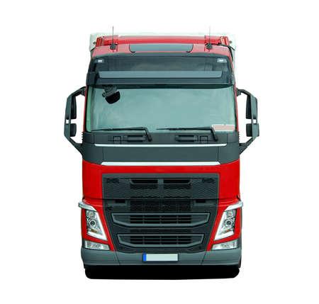 heavy vehicle: truck