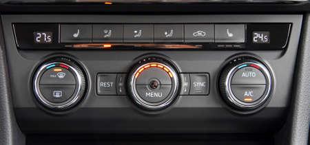 ventilate: automatic Car Air Conditioner