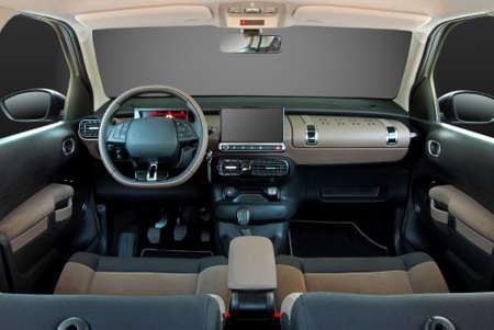 navegacion: Interior coche