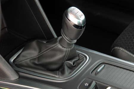 shift: manual gear shift