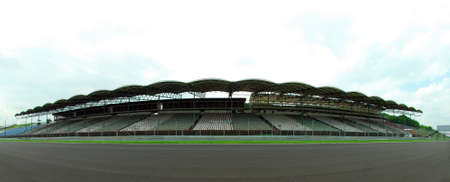 seats on the race track
