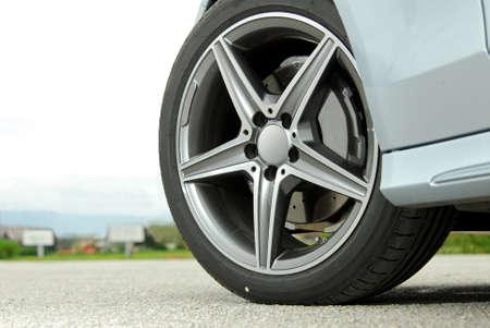 prestige: car wheel