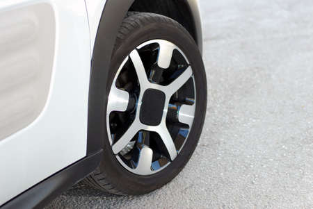 car: car wheel