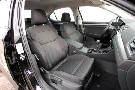 front of: Front car seats