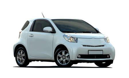 shiny car: small car
